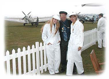 At Goodwood Revival